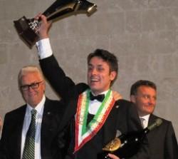 Luca Martini Miglior Sommelier d'Italia 2009
